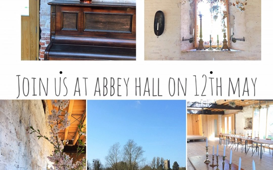 One Day Women's Retreat at the Wonderful Abbey Hall